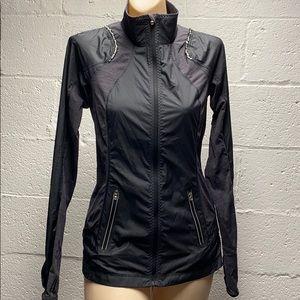 Lululemon full zipper running jacket